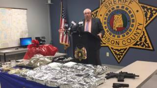 $500,000 north Alabama drug bust