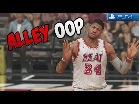 NBA 2K14 PS4 My Team Paul George KILLEM! Road to the Playoffs Online!