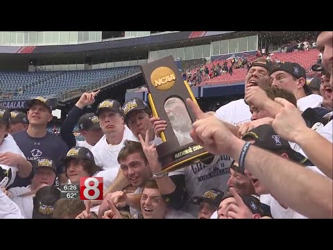 Yale men's lacrosse defeats Duke to capture 1st NCAA title