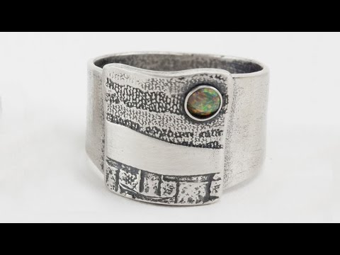 Cool Tools: EZ960® Sterling Mens Ring by Lisel Crowley