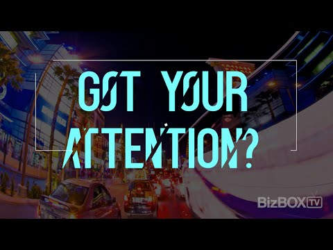 Got Your Attention? Local Video Ads - Online Advertising Facebook YouTube Twitter Instagram Videos