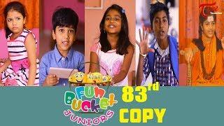 Download Fun Bucket JUNIORS | Episode 83 | Kids Funny | Comedy Web Series | By Sai Teja TeluguOne Video