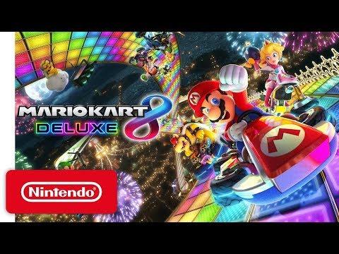 Beginner's Luck!    Mario Kart 8 Deluxe Livestream