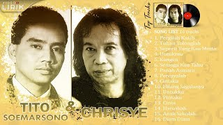CHRISYE & TITO SOEMARSONO - (Spesial Tembang Kenangan Populer)   Video Lirik