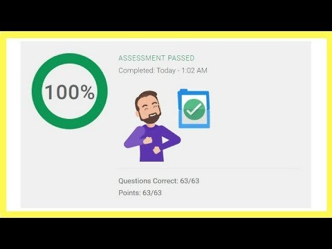Google Shopping Certification Advertising Assessment Exam Answers Live Pass ✅ 2018 ✅ 100% Correct ✅