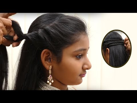 Beautifull and easy  Nice hairstyles for cute  little girls//Kids Hair Style videos    2017