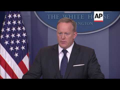 Spicer Downplays Lawsuits, Sessions Testimony