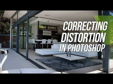 Correcting Perspective Distortion - Adobe Photoshop CS5 Tutorial