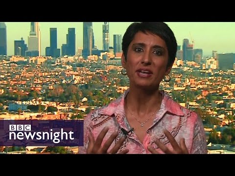'I'm very much at peace with being gay and Muslim': Irshad Manji - BBC Newsnight