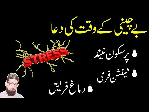 How To Relieve Stress In Islam-How To Beat Anxiety And Stress-Anxiety Help Dua