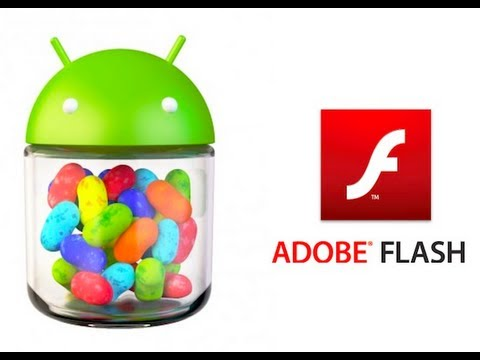 How To Install Adobe Flash Player On Android 4.1 Jellybean