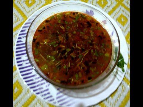 Tomato Rasam / തക്കാളി രസം / No - 297