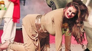 Afreen Khan and Asif Iqbal with Shoka New Stage Drama 2019 - Full Comedy Clip 2019