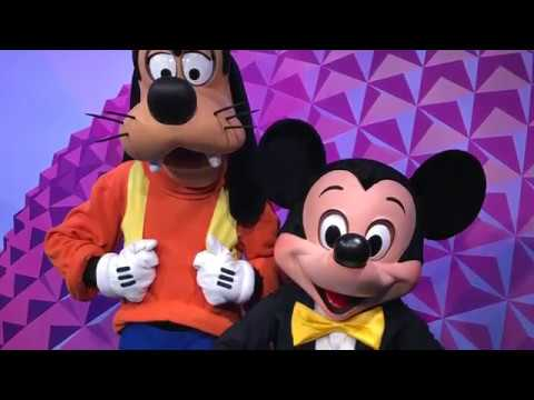 Disney and pixar short film festival concept art magic eye theater new disney visa card exclusive meet and greet with mickey and goofy epcot imagination pavilion m4hsunfo