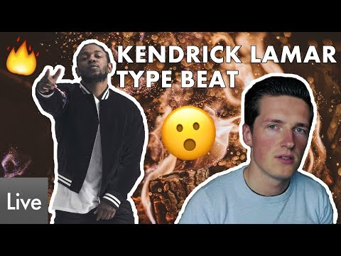 HOW TO MAKE KENDRICK LAMAR TYPE BEAT - Ableton Tutorial