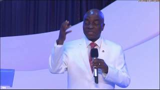 Bishop Oyedepo Exhortation @Midweek and Communion Service,  June 20, 2018