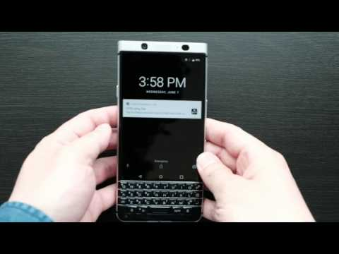 How to Unlock the Blackberry KeyOne for All Networks
