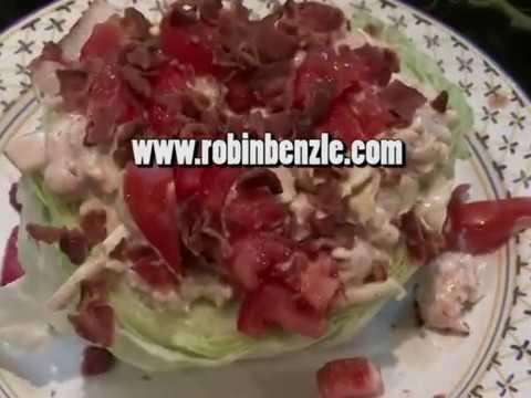Lobster Wedge Salad Bowl