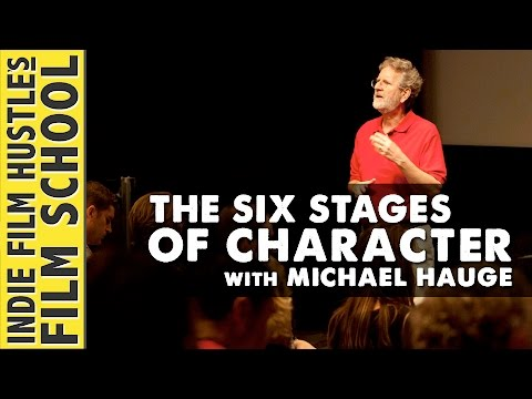 Screenwriting: The Six Stages of Character Development - IFH Film School - The Hero's Journey