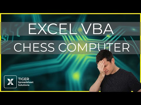Spreadsheet Skunkworks! Excel VBA Chess Challenge #4 - For Next Loop, Offset and Variables