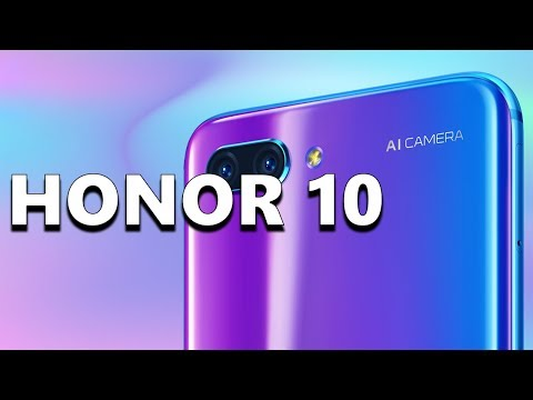 Honor 10 - A Flagship Phone at a Great Price