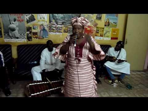 Trio Da Kali & Toumani Diabaté rehearse 'Kanimba'