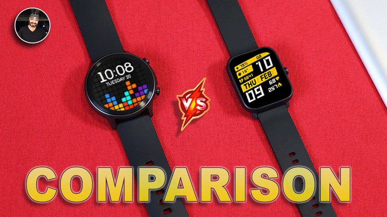 Download NoiseFit Active vs Amazfit Bip U   Comparison ⚡️   The Best One?? 🔥 MP3 Gratis
