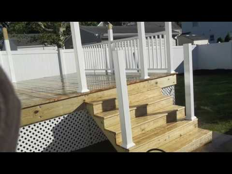 American Franklin Construction #23 New Deck!