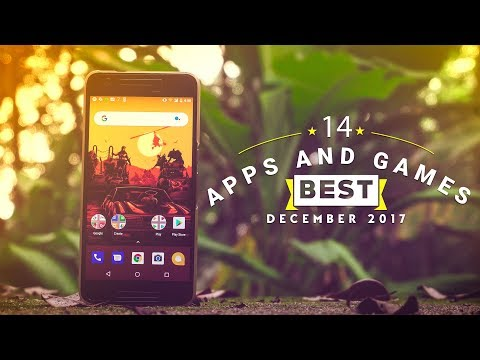 Best Android Apps and Games : December 2017