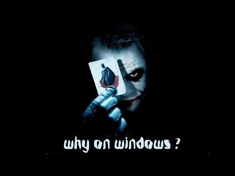 (Arabic) Install Ubuntu 14.04 with Win7 [Dual Boot]