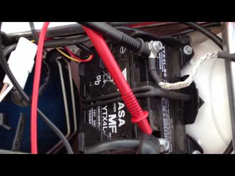 How to Test Motorcycle Charging System