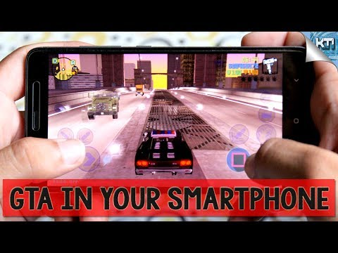 How to Download GTA VICE CITY in Your Android Phone | HD Games in Mobile