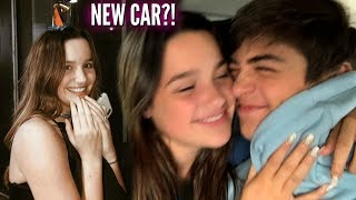 Asher Angel SURPRISES Annie LeBlanc For Her 15th Birthday... *COUPLE GOALS*