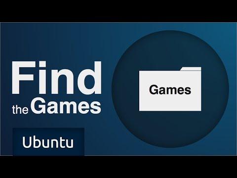 Steam - Game folder location (Ubuntu)