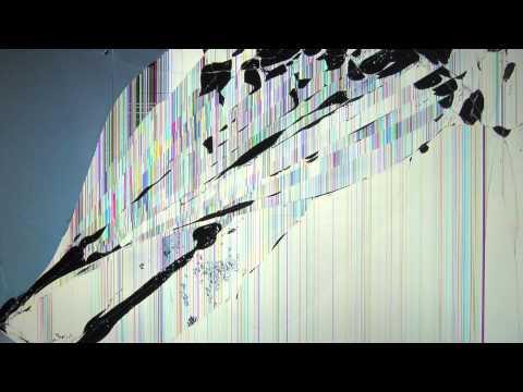 broken tv screen picture