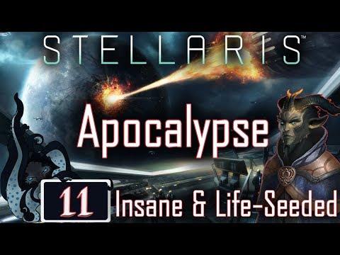 Ascension Plans - Stellaris: Apocalypse Pre-Release Series - Drakonian Imperium - #11 - Insane