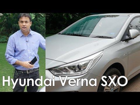 Hyundai Verna (Petrol Automatic) Overview & Impressions - Vlog Style