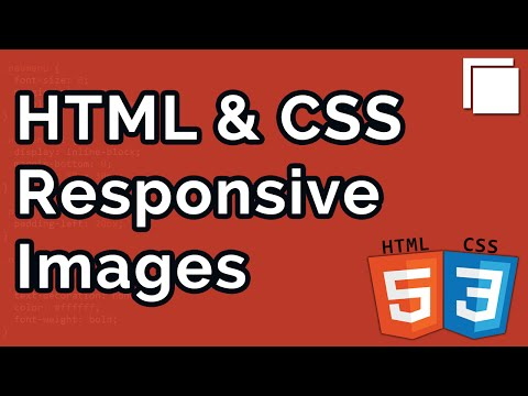 How to Make Images Responsive with CSS Tutorial