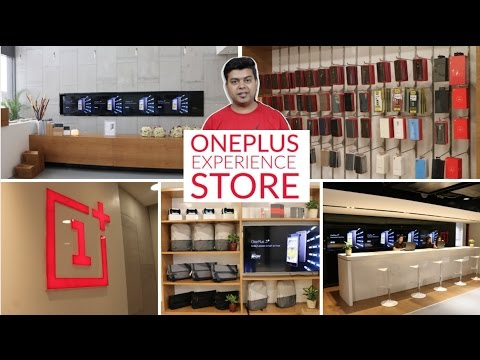 OnePlus India Bangalore Experience Store Tour, What You Can See and Buy | Gadgets To Use