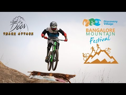Mountain Biking Festival at Bangalore, India | Track Attack | The Trail Next Door