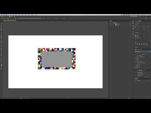 Creating Clipping Masks in Adobe Illustrator CC 2018