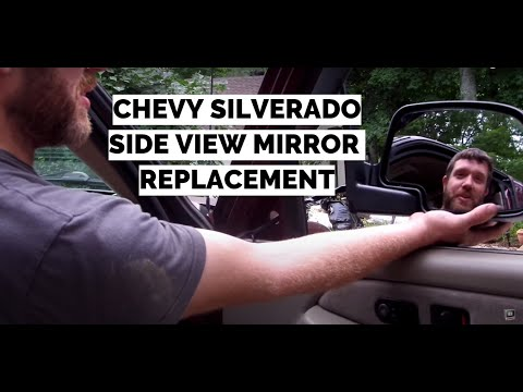Side View Mirror Replacement | Chevy Silverado | Other Makes/Models