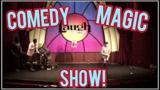 Magic Comedy Show // Keelan Wendorf