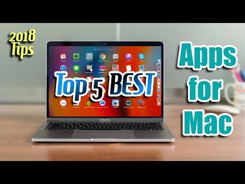 Top 5 Best Apps for Mac you must have