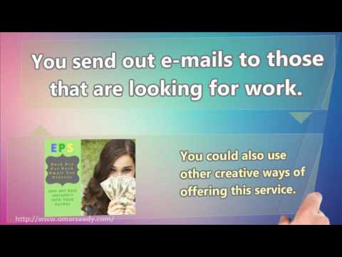 Earn Cash Processing E mails Working Online From Home