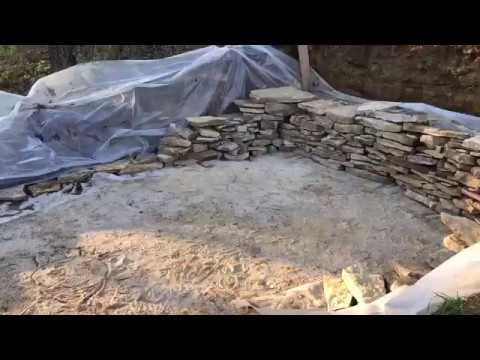 Hobbit House Construction - Part 1