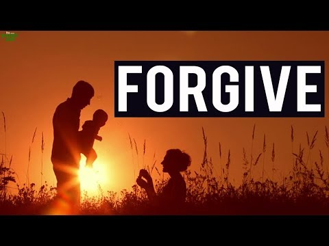 Forgive Your Family Members