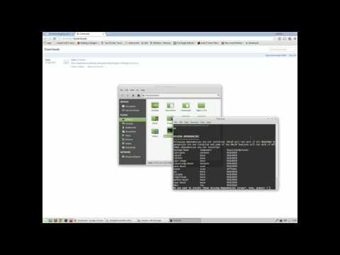 Install HP printer driver Linux