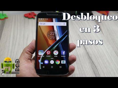 Desbloquear Bootloader Moto G5, G4, G3 y Todos los Motorola