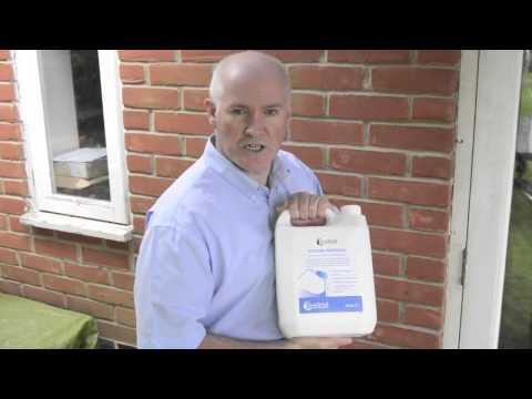 Nvirol Masonry Brick Sealer For Weatherproofing External Walls
